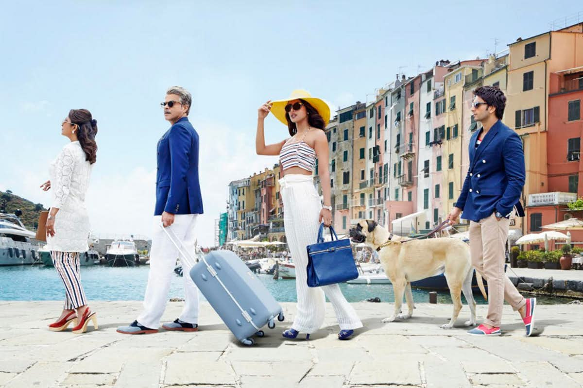 The great Indian family vacations have moved to international destinations. Europe, NZ here we come!